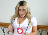 VirtualFem Daphne  Ever wanted your very own hot and sexy nurse to tend your every need?  VirtualFem Daphne is here to take care of you!